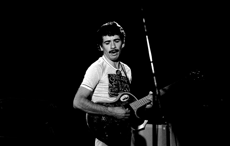 Santana 1973 live in Hamburg